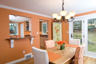Residential Dining Room