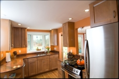 Changed Kitchen
