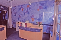 Commercial Drycleaner Wallpaper