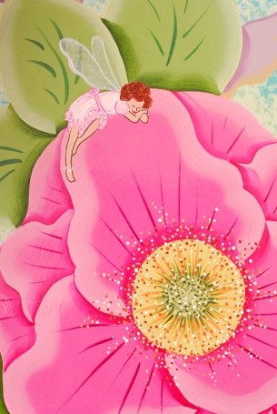 Fairy Chest Detail