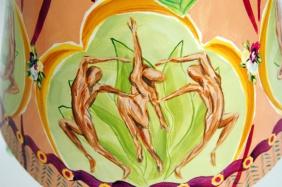 Matisse Lamp Detail