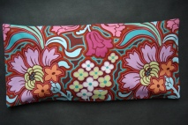Front of Handmade Heating Pad